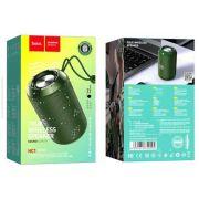 Беспроводная Bluetooth колонка HOCO HC1, зеленая