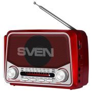 Радиоприемник SVEN SRP-525 красный