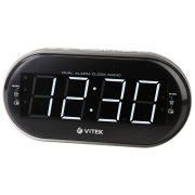 Радиобудильник VITEK VT-6610 черный
