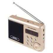 Радиоприемник Perfeo Sound Ranger SV922 золотистый
