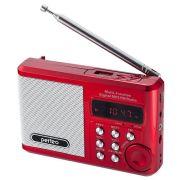 Радиоприемник Perfeo Sound Ranger SV922 красный