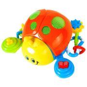 Развивающая игрушка Play Smart Божья коровка оранжевый/желтый