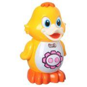 Развивающая игрушка Play Smart Умный утёнок желтый/оранжевый