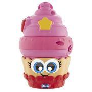 Интерактивная развивающая игрушка Chicco Пирожное бежевый/красный/фиолетовый