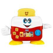Интерактивная развивающая игрушка Chicco Тостер красный/желтый/белый