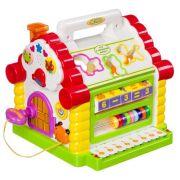 Развивающая игрушка Play Smart Расти малыш Теремок мультиколор