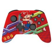 Nintendo Switch Геймпад Hori Wireless Horipad (Super Mario) для консоли Switch (NSW-310U)