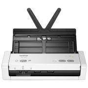 Сканер Brother ADS-1200 белый/черный