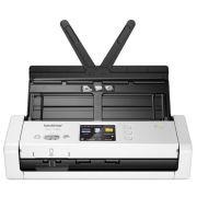 Сканер Brother ADS-1700W белый/черный
