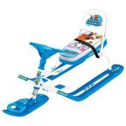 Снегокат Nika Тимка спорт 4-1 ми-ми-мишки