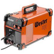 Сварочный аппарат инверторного типа Wester MIG-110i MIG/MAG, MMA, Код. 906-009