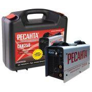 Сварочный аппарат РЕСАНТА САИ-250 в кейсе (MMA)