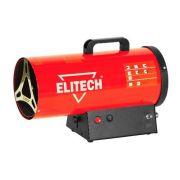 Газовая тепловая пушка ELITECH ТП 10ГБ (10 кВт)