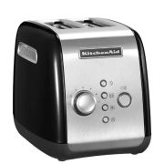 Тостер KitchenAid 5KMT221EOB, черный