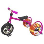Трехколесный велосипед BRADEX БАСКЕТБАЙК DE 0106 розовый