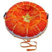Тюбинг Митек Сочный Апельсин 110 см оранжевый