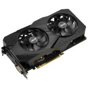 Видеокарта ASUS DUAL GeForce RTX 2060 1365MHz PCI-E 3.0 6144MB 14000MHz 192 bit DVI DisplayPort 2xHDMI HDCP EVO Retail