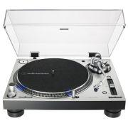 Виниловый проигрыватель Audio-Technica AT-LP140XP серебристый