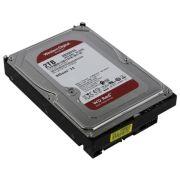 Жесткий диск Western Digital WD20EFAX черный/серебристый