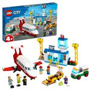 Конструктор LEGO City Airport 60261 Городской аэропорт