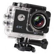 Экшн камера Palmexx 4K Wi-Fi Action Camera UltraHD Black PX/CAM-4K BLA