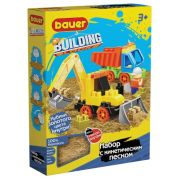 Конструктор 'Building Kinetic' набор с трактором и грузовик Кроха 756