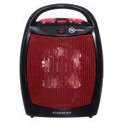 Тепловентилятор Starwind SHV2001 черный/красный