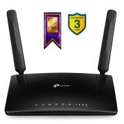 Wi-Fi роутер TP-Link Archer MR200 черный