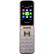 Телефон Philips Xenium E255 Black