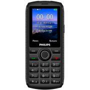 Мобильный телефон Philips Xenium E218 Dual sim Dark Grey