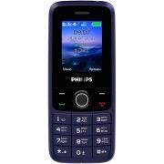 Мобильный телефон Philips Xenium E117 Dual sim Blue