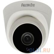 Falcon Eye FE-IPC-DP2e-30p Купольная, универсальная IP видеокамера 1080P с функцией «День/Ночь»; 1/2.9' F23 CMOS сенсор; Н.264/H.265/H.265+; Разрешение 1920х1080*25/30к/с; Smart IR, 2D/3D DNR, DWDR
