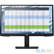 Монитор 22' HP P22h G4 черный IPS 1920x1080 250 cd/m^2 5 ms DisplayPort VGA HDMI 7UZ36AA