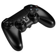 Геймпад беспрвоодной CANYON CND-GPW5 With Touchpad для: PlayStation 4 PS4, черный
