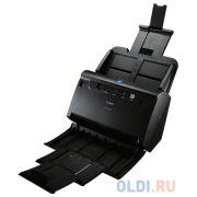 Сканер Canon DR-C230 протяжный CIS A4 600x600dpi 30стр/мин USB черный 2646C003