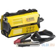 Аппарат инвертор. дуговой сварки DS-230 Compact, 230 А, ПВ 70%, диам.эл. 1,6-5 мм// Denzel