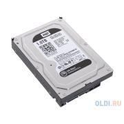 Жесткий диск 1Tb Western Digital WD Black WD1003FZEX, SATA III <7200rpm, 64Mb