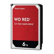 Жесткий диск 6Tb Western Digital WD60EFAX Red (NAS,SATA III,6 Гбит/с, 5400 - 256,RAID Edition)