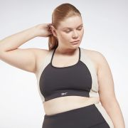 Бра-топ Lux Racer Padded Colorblock Sports (Plus Size) Reebok