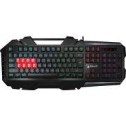 Клавиатура A4Tech Bloody B3590R черный/серый