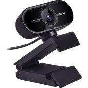 Веб-камера A4Tech PK-930HA черный 2Mpix (1920x1080) USB2.0 с микрофоном
